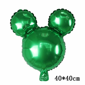 Giant Mickey Minnie Mouse Balloons Disney cartoon Foil Balloon Baby Shower Birthday Party Decorations Kids Classic Toys Gifts 15
