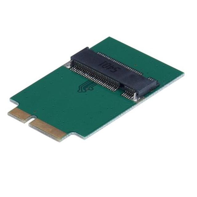 Wholesale PC Adapter addon plug - ins M.2 NGFF SSD To 12+6 Pin Adapter Card Board For MacBook Air 2010 2011 A1370 A1369