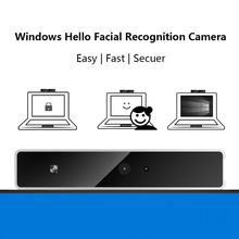 웹캠 USB 외장형 Windows Hello 얼굴 인식 IR 카메라 1080P HD 비디오 전화 카메라 Windows 10