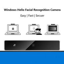 كاميرا ويب USB نوع خارجي ويندوز مرحبا التعرف على الوجه كاميرا تعمل بالأشعة فوق الحمراء 1080P HD كاميرا دعوة الفيديو متوافق مع ويندوز 10