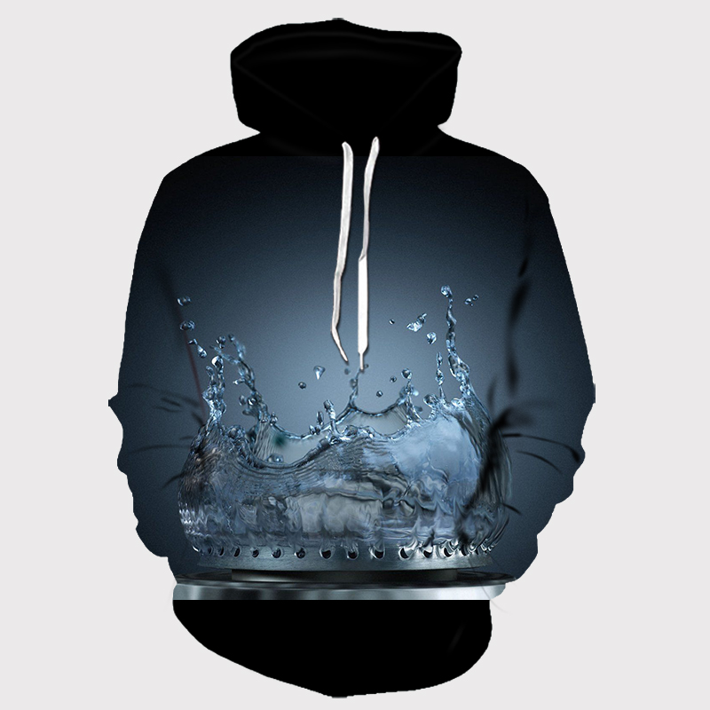 3D Printed Abstract Hoodies Men&Women 29