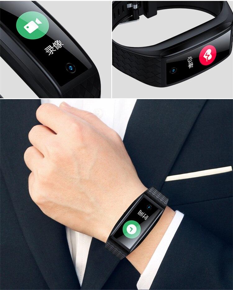 gravador pulseira ditaphone sono calorias freqüência cardíaca
