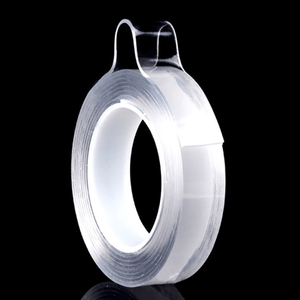 Image 2 - Защитная Автомобильная наклейка прокладка прозрачная пленка для корпуса Nano Velcro Автомобильная дверная кромка боковая защита от столкновений Автомобильная защита двери