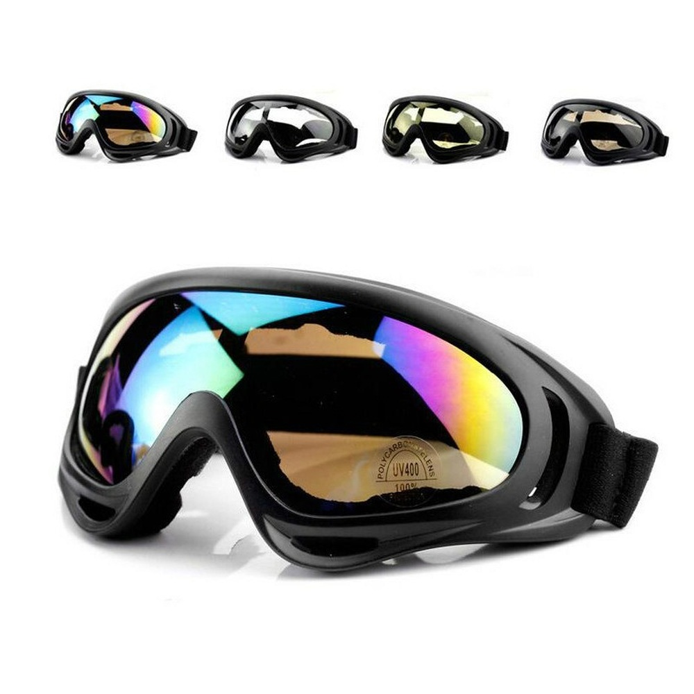 Motocycle Sunglass Goggle Protective Gears Off Road Dirt Bike Motorcycle Helmets Goggles Ski Sport Glasses Masque Moto Glasses
