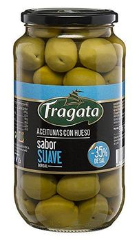 Frattazzo per olive Gordal Verdes Gusto Morbido – 2 flaconi
