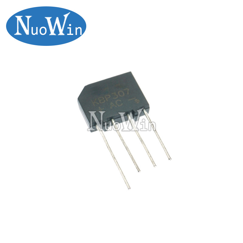 US Stock 10pcs KBL610 6A 1000V Bridge Diode Rectifier