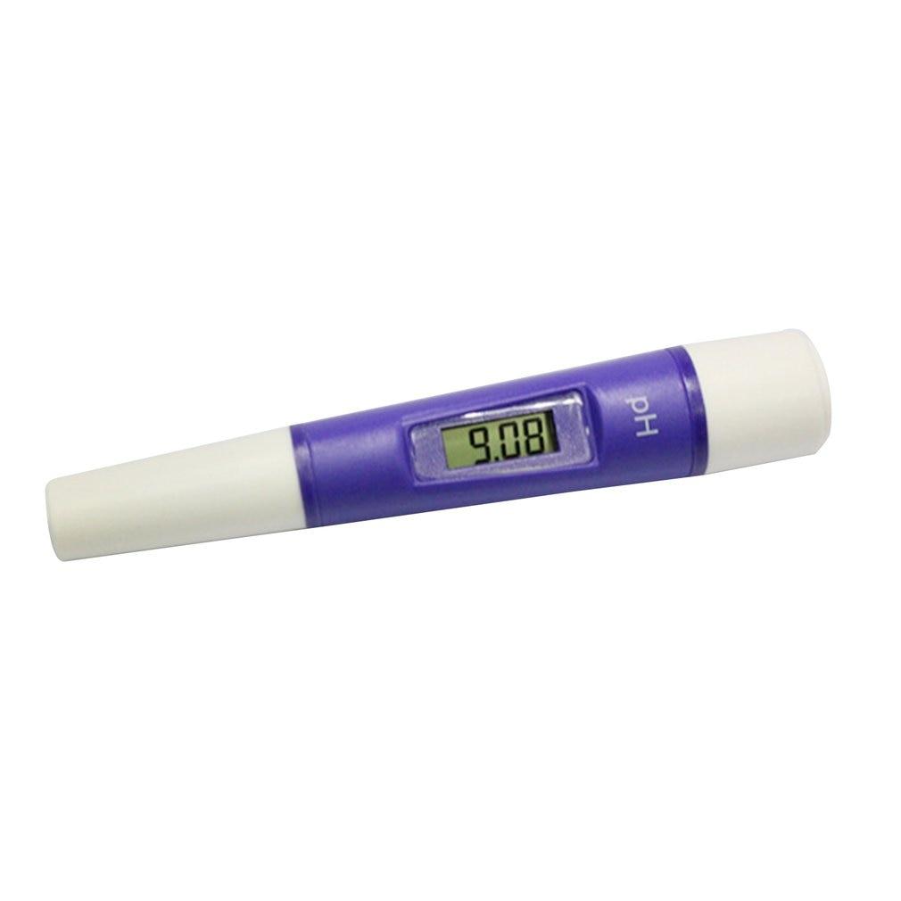 PH-037 PH Meter Portable Water Quantity Waterproof Digital PH Tester PH Pen for Drinking Water and Aquarium Lab