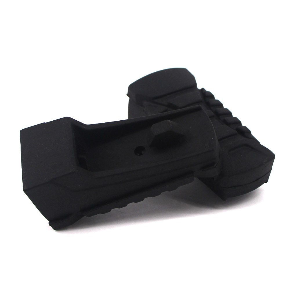 Motorcycle Passenger Footrest Foot Peg For BMW R1200GS LC Adventure R1200 GS ADV 2013-2019 Foot Rest Rubber Cover Protector