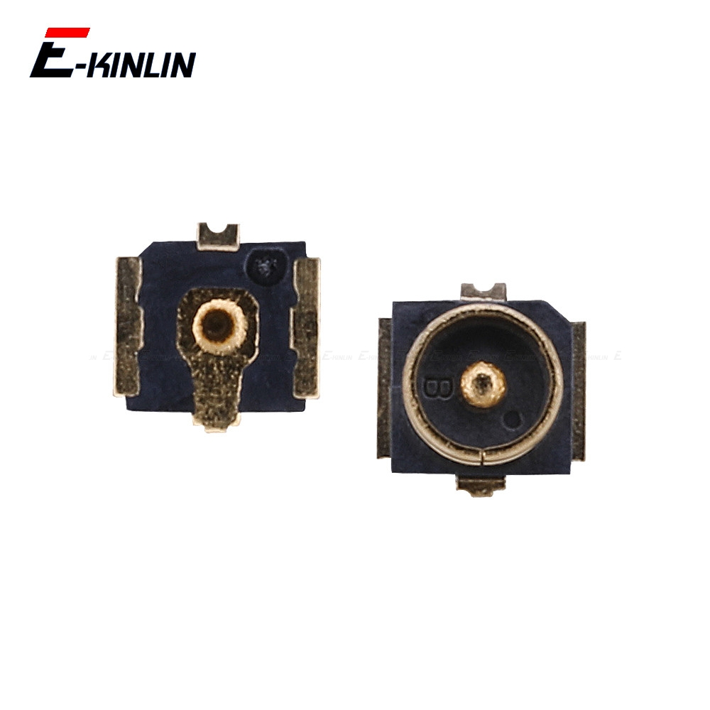 5pcs Wifi Antenna Flex Cable FPC Connector Socket On Board For Xiaomi Mi A1 A2 5 6 8 Redmi Note 2 3 4 4X 5A For Huawei P10 Plus