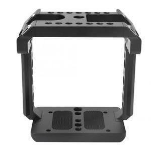 Image 4 - Acessório handheld da gaiola da fotografia exterior da câmera da liga de alumínio para a câmera de z cam e2