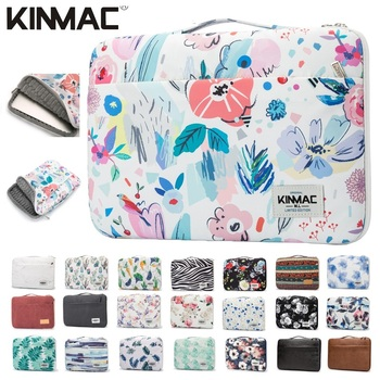2020 Brand Kinmac Laptop Bag 12'',13'',14'',15'',15.6'',Shockproof Lady Man Sleeve Case For MacBook Air Pro 13.3 Briefcase Dropship