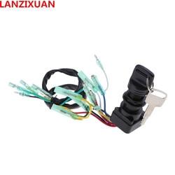 703-82510-43-00 interruptor principal ASSY para Yamaha Outboard caja de control remoto 75HP 85HP 115HP 150HP