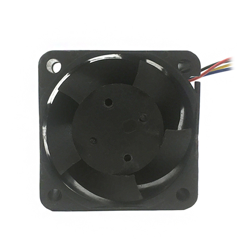 NEW F4028 40mm Server Cooler <font><b>Fan</b></font> 12V Two Ball Bearing Power Supply Cooling <font><b>Fan</b></font> 4 Wire PWM Control Exhaust <font><b>Fan</b></font> Cooling System image