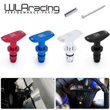 Mango de tracción de aceite de coche, palanquilla de aluminio, negro, azul, marca roja, reemplazo Universal, nuevo