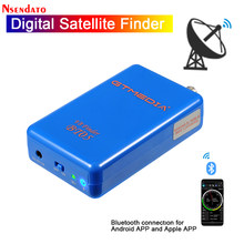 GTMedia Freesat V8 Finder BT05 DVB S2 satellite Satfinder Für andriod IOS 1080P digitale Bluetooth DVB-S2 HD satellite finder