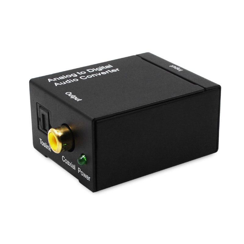 Digital To Analog Digital To Analog Converter Switcher(Us Plug)