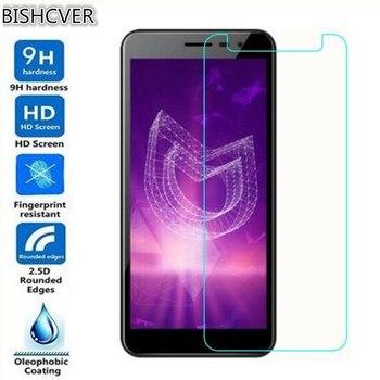 Перейти на Алиэкспресс и купить Закаленное стекло для Irbis SP494 Защитное стекло для экрана 2.5D 9H Премиум Закаленное стекло для Irbis SP493 пленка для телефона