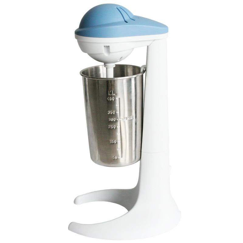 Многофункциональный миксер для приготовления пищи, миксер для кофе, блендеры для приготовления молочных коктейлей, Миксер Для Мороженого, коктейлей, Кухонная машина - Цвет: white