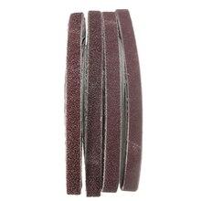 20 шт 13X457 мм циркониевые абразивные шлифовальные ленты 40/60/80/120 Зернистость