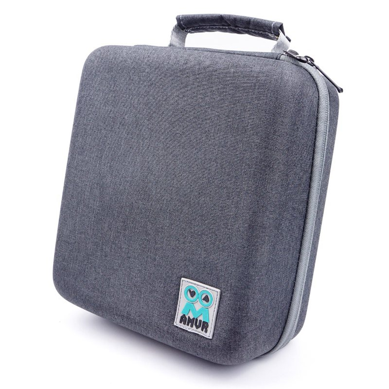 Waterproof Canvas Fabric Handbag For Xiaomi Storage Carry Bag Travel Case For Oculus Go Vr Glasses All-In-One Pouch Portable New
