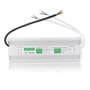 Image 2 - Fuente de alimentación de 110V, 220V a 12V, 24 V, 20W, 30W, 50W, 80W, IP67, resistente al agua, CA, CC, 12V, 24 V, Controlador led de 12V y 24 V