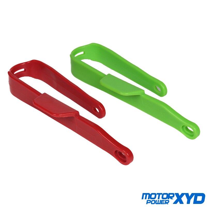 Защитный чехол-слайдер для мотоциклетной цепи, защитный чехол для задней подвески, протектор цепи для питбайка-внедорожника SLO KAYO 110CC 125 140 150 ...