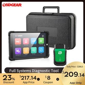 XTUNER E3 EasyDiag Full System Wifi Car Diagnostic Tool OBD2 Scanner OBD 2 Auto Scanner For  ABS SRS Airbag Transmission launch x431 easydiag 3 0 obd2 car diagnostic tool easydiag 3 0 plus for android system obdii code scanner