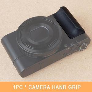 Image 3 - אנטי החלקה אבזר ארגונומי סיליקון מעוקל קצה עמיד מצלמה יד אחיזה מקצועי דבק עבור Sony RX100 סדרה
