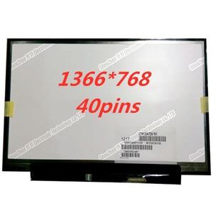 Image 1 - 13.3 inch Slim Displays For Toshiba R700 Z835 Z830 Z930 Z935 Laptop LED LCD Screens LTN133AT25 LTN133AT25 501 601 LTN133AT25 T01