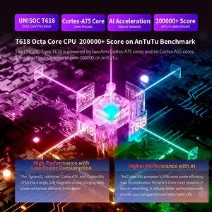 Image 2 - הכי חדש 10.1 אינץ Tablet Teclast M40 אנדרואיד 10.0 6GB RAM 128GB ROM Mali G52 3EE GPU 8MP מצלמה Bluetooth 5.2 4G שיחת טלפון WiFi