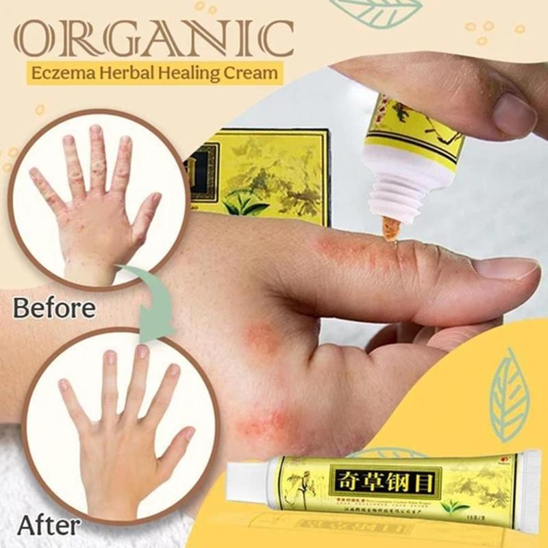 Organic Herbal Healing Cream