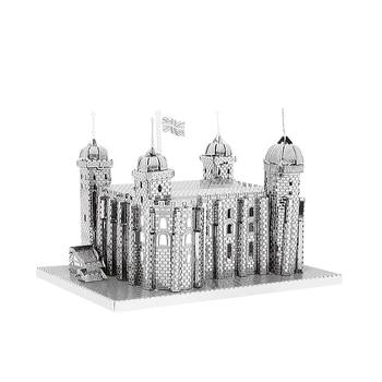 Architecture 3D Metal Puzzles World  40