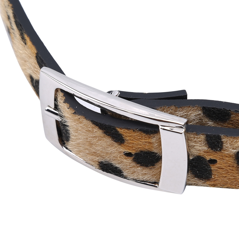 Women Leopard Waist Fanny Pack Holiday money Belt Wallet Travel Bag Phone Pouch