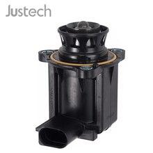Электромагнитный клапан рециркуляции воздуха 12В Justech, электрический переключатель, турбокомпрессор 06H145710D для Audi VW Golf PASSAT EOS