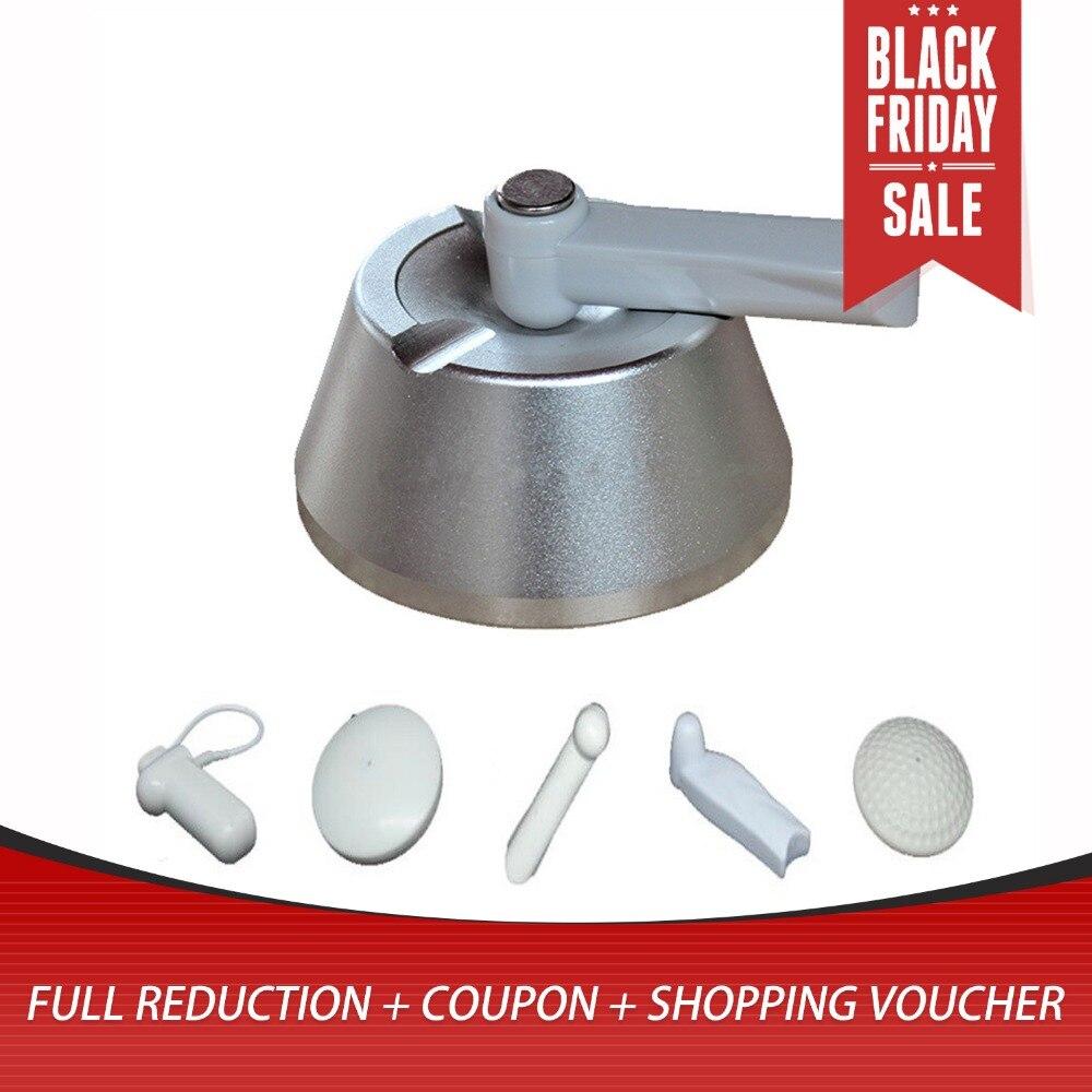 Dropping shopping Supermarket EAS Detacher Opener Super Magnet Lockpick Anti-theft Remover Golf Tag Detacher Security Protection