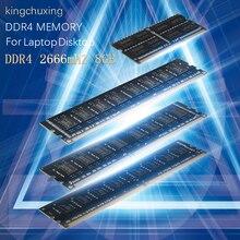 Memoria-RAM ddr4 2666mHZ Für Modul Computer Desktop PC Laptop Hinweis Buch DIMM DDR4 DDR3 2gb 4GB 8GB 16GB 2400mHZ Motherboard