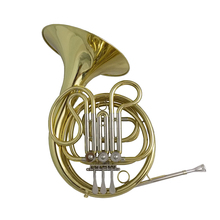 Eb/F Junior French Horn 3 Flats Children with Case and mouthpiece Musical instruments professional
