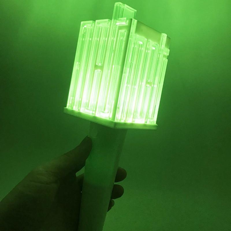 LED NCT 127 Fan-made Stick Lamp Hiphop Lightstick Music Concert Lamp Fluorescent Stick Aid Rod Fans Gift Stationery Set