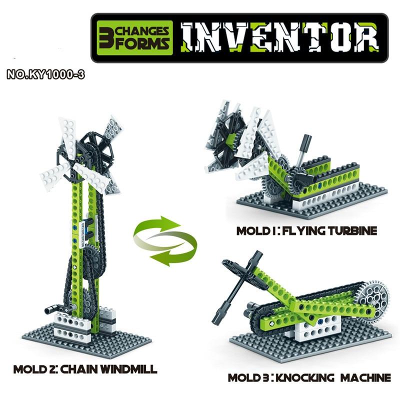 Engineering Science Gear Blocks 2