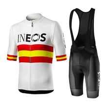 INEOS 2020team summer cycling suit breathable ciclismo pro team hombre mens clothing short