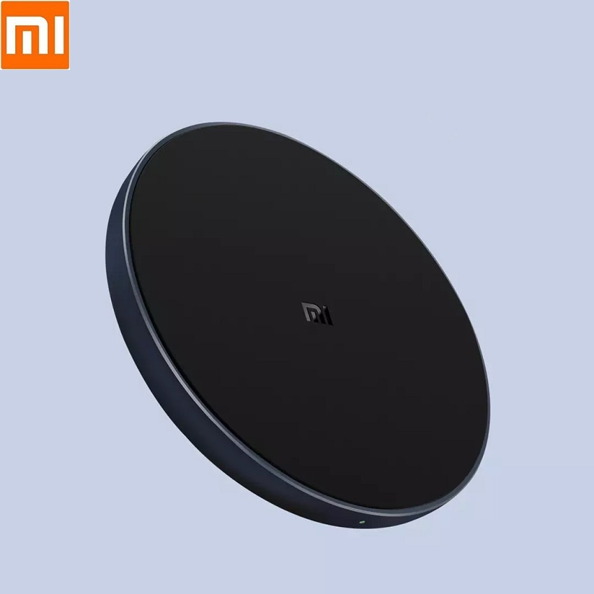 Xiaomi Wireless Charger Universal  Type-C Fast Charge Qi Smart Quick Charger For Mi MIX 3 2S IPhone X 8 Plus Sumsung S9 S10