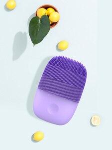 Image 3 - Cepillo de limpieza Facial Inface versión mejorada cepillo de limpieza Facial eléctrico sónico profundo 5 modos ajustables IPX7 impermeable