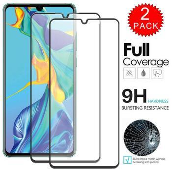 2 paczka szkło hartowane dla Huawei Mate 20 30 Lite P20 P30 Honor 20 Pro 9 10 lite 10i 20i 9X 8X P inteligentny folia zabezpieczająca ekran pokrywa tanie i dobre opinie NCSW Pokrowiec Wodoodporna Adsorpcji