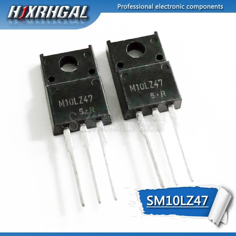 1pcs SM10LZ47 TO-220F M10LZ47 TO220F
