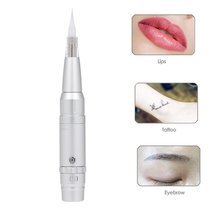 Professional Permanent Makeup Pen Machine Electric Eyebrow Tattoo Gun Equipment with Power Supply DSH-0087 electric makeup eyebrow tattoo pen professional permanent makeup tattoo gun machine eyebrow drawing pen kit beauty cosmetic tool