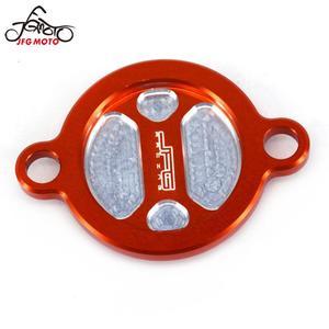 Крышка масляного фильтра мотоцикла для KTM SXF XCF EXCF XCFW EXC XCW SMR 250 350 400 450 505 530 2008 2009 2010 2011 2012 2013-2020