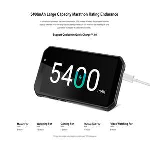 "Image 4 - AGM A9 IP68 JBL Co Branding 5.99"" Screen 4GB RAM 64GB ROM JBL Tuned Speakers Smartphone Android 8.1 5400mAh NFC OTG Mobile Phone"