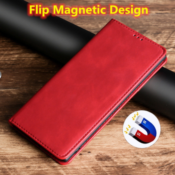Magnetic Leather Book Flip Phone Case For Xiaomi Mi 9 A3 A2 Lite A1 Card Holder Cover For Redmi Note 8 7 5 6 Pro 4X 4 6A Plus 8T