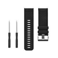 цена на Silicone Sport Wrist Band Watch Strap Replacement Belt for Garmin Fenix/Fenix 2 Fenix 3, Fenix 3hr, Fenix 5x 6x