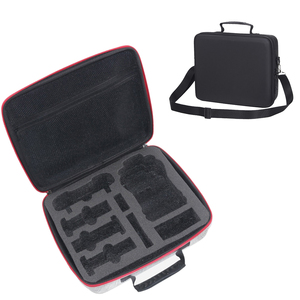 Image 5 - Drone su geçirmez darbeye dayanıklı koruyucu saklama çantası taşınabilir kılıfı aksesuarları tutucu tek omuz EVA el Zino H117S
